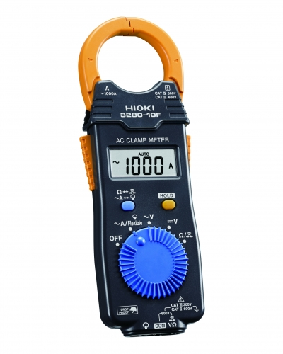 3280-10F Clamp Tester, 1000A AC, MEAN, CAT IV 300V