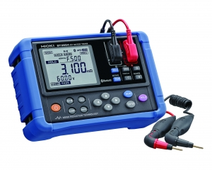 BT3554 TESTER BATTERY Bundled Pin Type Lead L2020, built-in Bluetooth(R) wireless technology