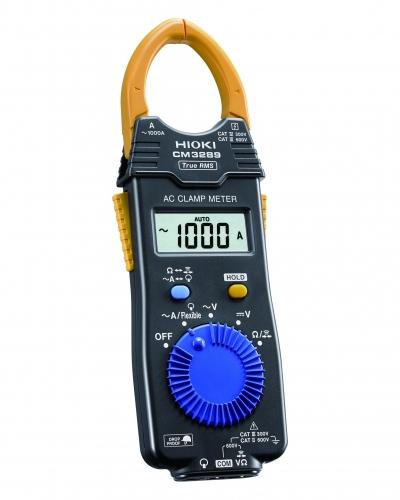 CM3289Clamp Tester, 1000A AC, TRMS, CAT IV 300