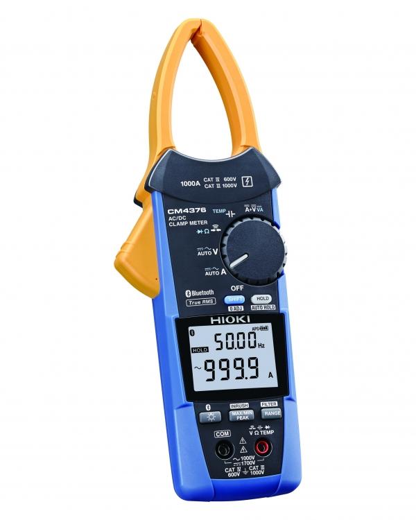 CM4376 AC/DC CLAMP METER (Bluetooth®), CATiV 600V