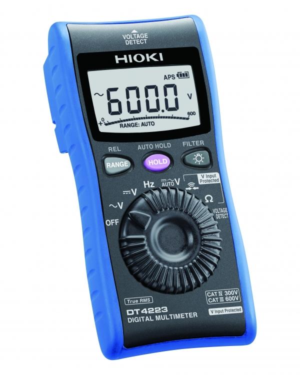 DT4223 MULTIMETER DIGITAL V/ohm/Hz TRMS CATIV 300V