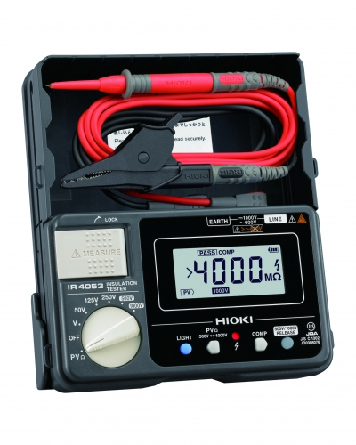 IR4053-10 PV Insulation Tester
