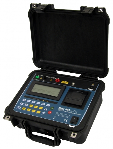 MD-5075x Insulation Tester 5kV