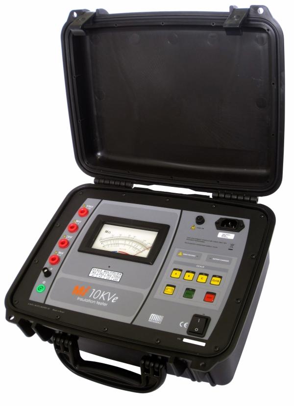 MI-10KVe Insulation Tester10kV, 2Tohm, Analogue, High Voltage