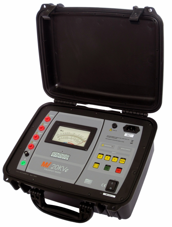 MI-20KVe Insulation Tester -20kV Analogue HV