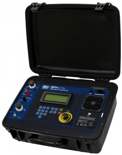 MPK-215e 200A Micro-ohmmeter  0.1 microohm resolution