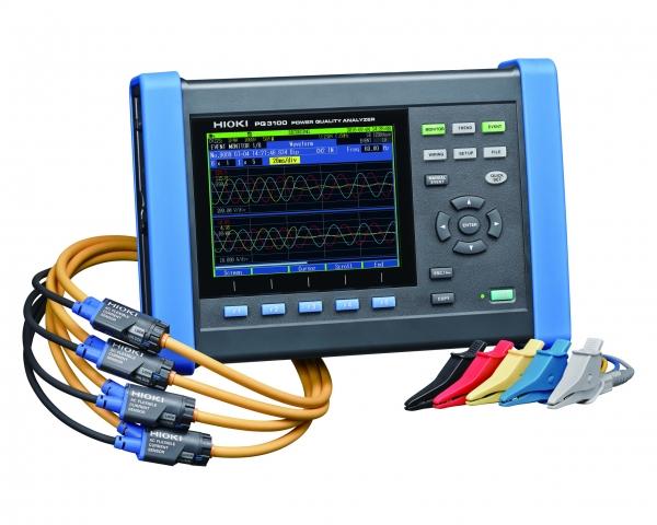 PQ3100 Power Quality Analyzer