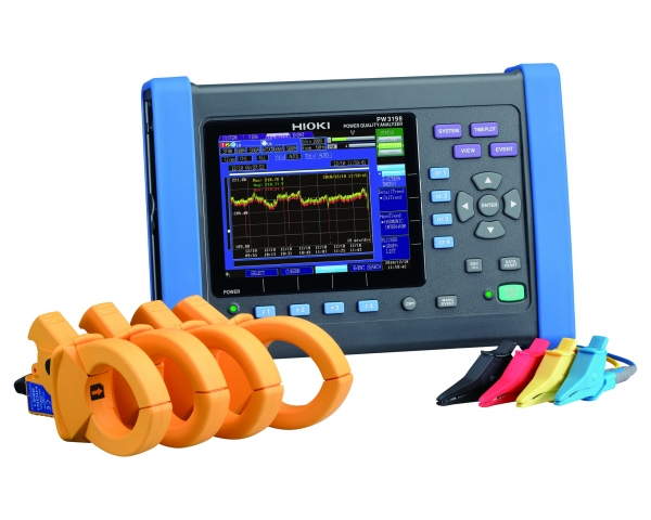 PQ3198 Power Quality Analyzer