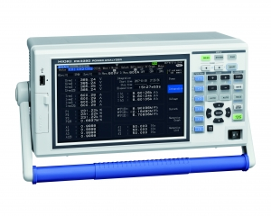 PW3390 High Precision Power Analyzer for Motor and Inverter Efficiency Analysis