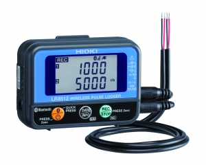 LR8512 WIRELESS PULSE LOGGER ( Built-in Bluetooth wireless Technology)