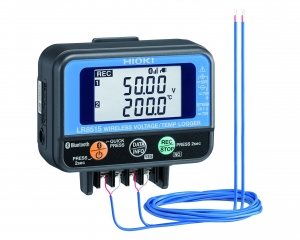 LR8515 WIRELESS VOLTAGE/TEMP LOGGER( Built-in Bluetooth wireless Technology)