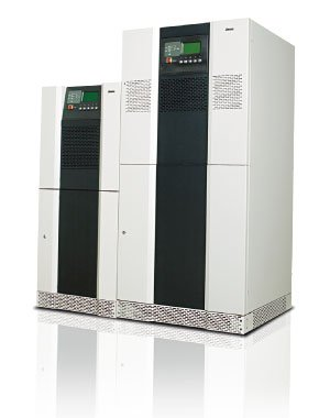 Delta NT Series Transformer based 3 Phase UPS 120kVA/108kW