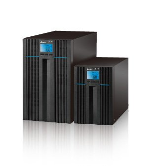 Delta N Series True Online Tower 1 phase UPS 2kVA/1.8kW
