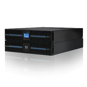 Delta RT Series 3kVA/2.7kW Rack or Tower 1 phase UPS