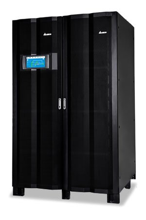 Delta DPH Series Modular UPS 500kVA/500kW with 50kVA/50kW Power Modules