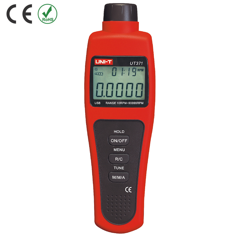 UT371 TACHOMETER DIGITAL NON-CONTACT 10-99999RPM