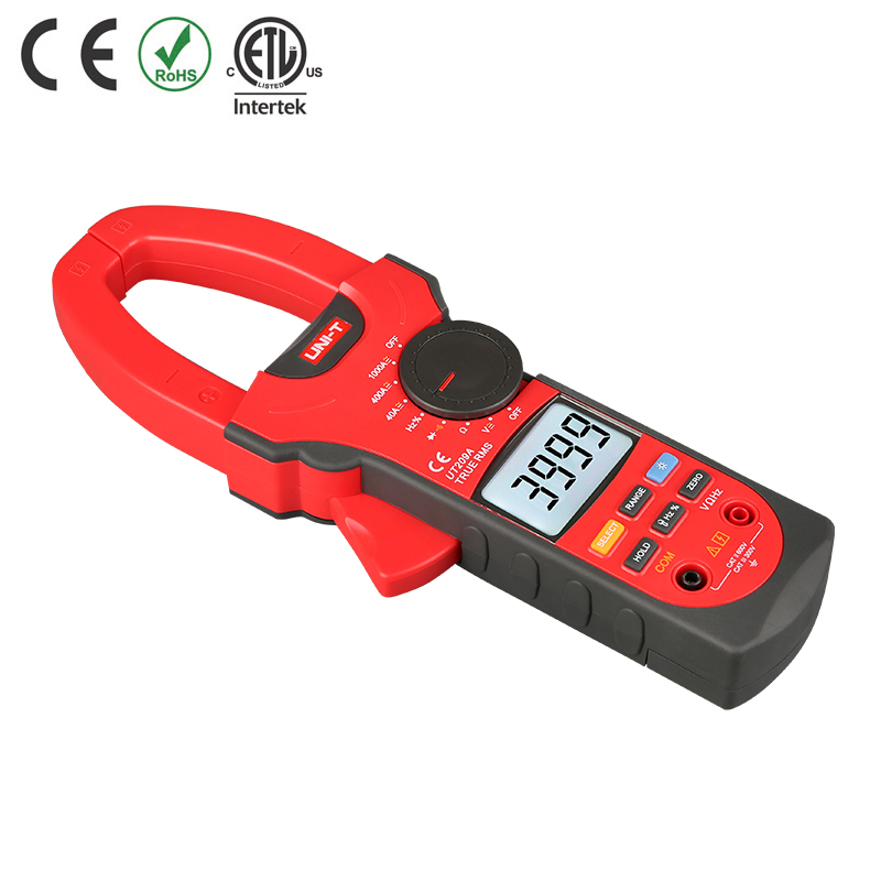 UT209A 1000A Digital Clamp Meter