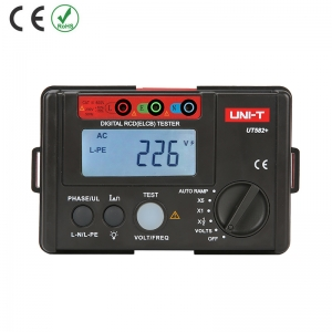 UT582 TESTER RCD DIGITAL NON BATTERY BACKUP