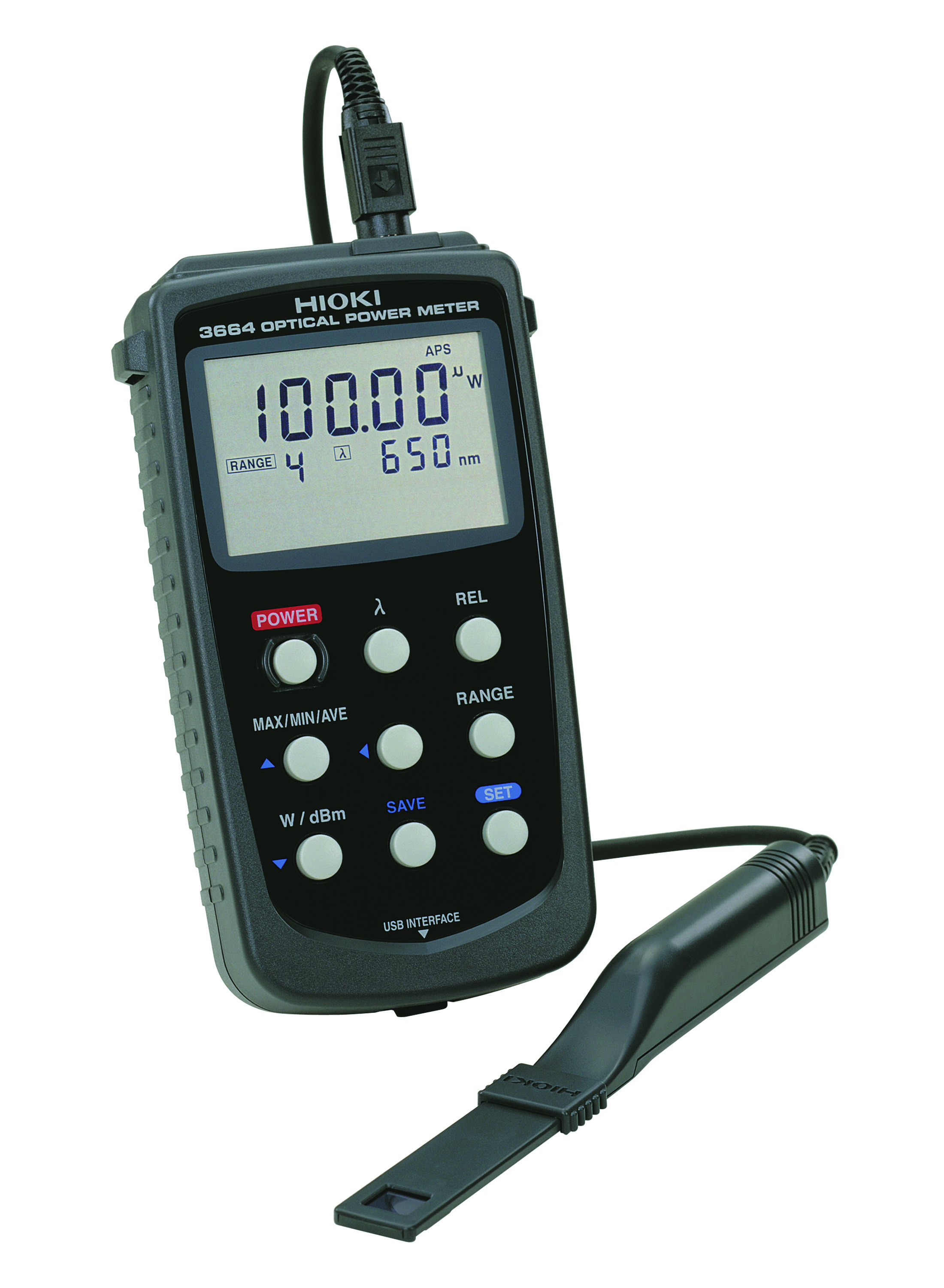 3664 Optical Power Meter