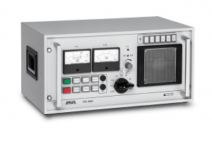 Baur TG 600 Audio frequency transmitter
