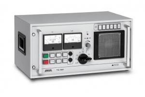 Baur TG 600 Audio frequency transmitter