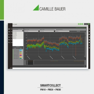 Camille Bauer SMARTCOLLECT PM20 Power Quality System Analysis Software