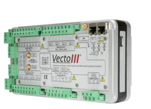 CT Lab Vecto III Class A Fixed mount Power Quality Analyser