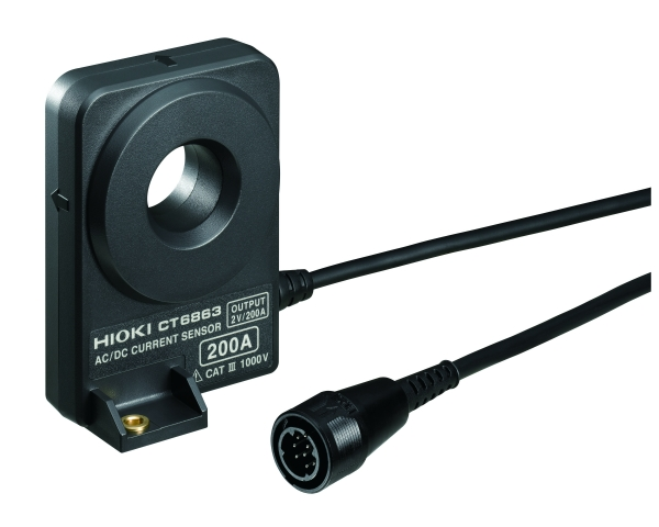 CT6863 Current Sensor, AC/DC 200A, 26mm