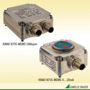 Camille Bauer KINAX N705-MEMS Industrial Inclinometer