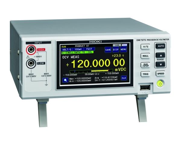 DM7275 Precision DC Voltmeter, 7-1/2 Digit