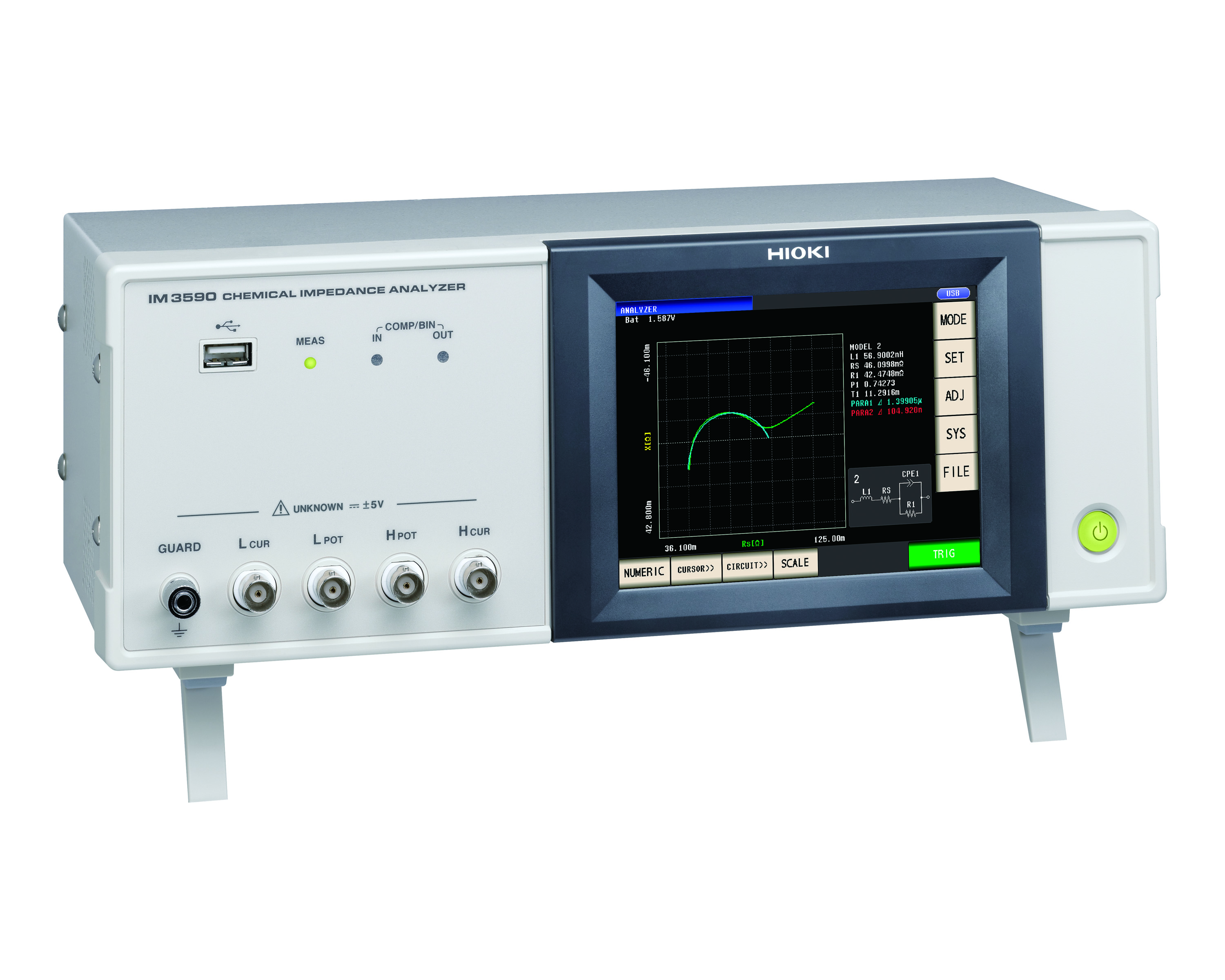IM3590 Chemical Impedance Analyzer