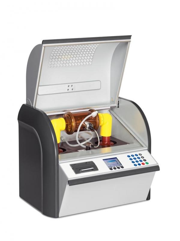 Baur DTA 100C 100kV Oil breakdown voltage tester