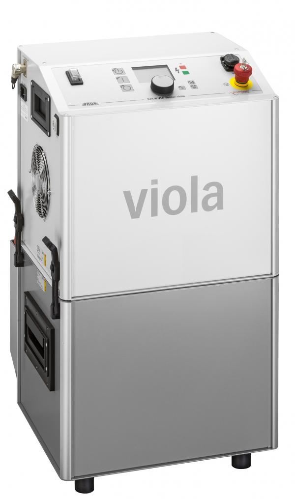 Baur viola VLF testing unit