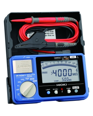 IR4057-20 Insulation Tester digital
