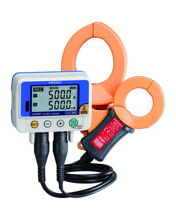 LR5051 LOGGER DATA IR CURRENT 2 CHANNEL EXCL SENSORS