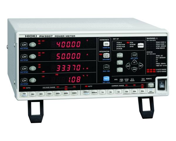 PW3337 Power Meter 3 Channel Power meter