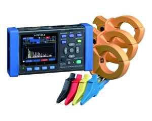 PW3360-21 Clamp On Power Logger With Harmonics Measurement