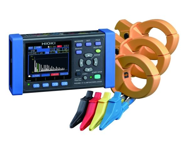 PW3360-21 Clamp On Power Logger With Harmonics Measurement
