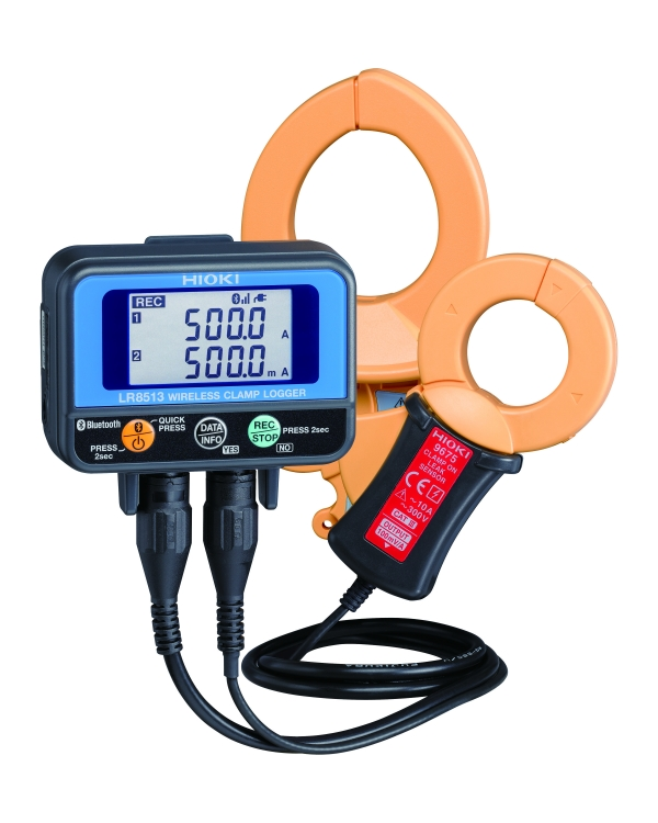 LR8513 Wireless Clamp Logger for