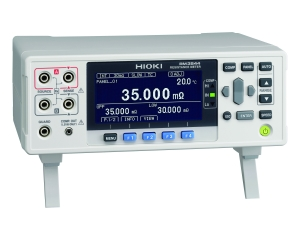 RM3544 Resistance Meter - 30 mΩ to 3 MΩ range, 1 μΩ resolution