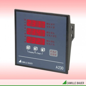 Camille Bauer SINEAX A230 Programmable Panel Meter