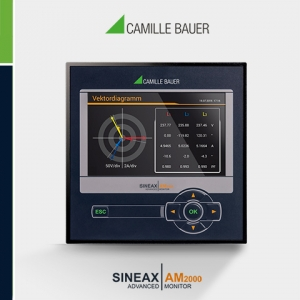 Camille Bauer SINEAX AM2000 Multifunction Transducer