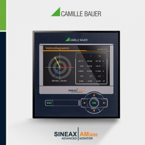 Camille Bauer SINEAX AM3000 Multifunction Transducer
