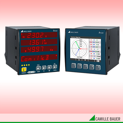 Camille Bauer APLUS Multifunction Programmable Transducer