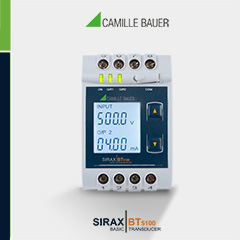 Camille Bauer SIRAX BT5100 Voltage Transducer