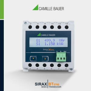 Camille Bauer SIRAX BT5700 Universal Multifunction Transducer