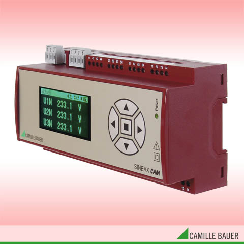 Camille Bauer SINEAX CAM Programmable Multifunction Transducer