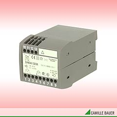 Camille Bauer SINEAX G536 Power Factor / Phase Angle Transducer