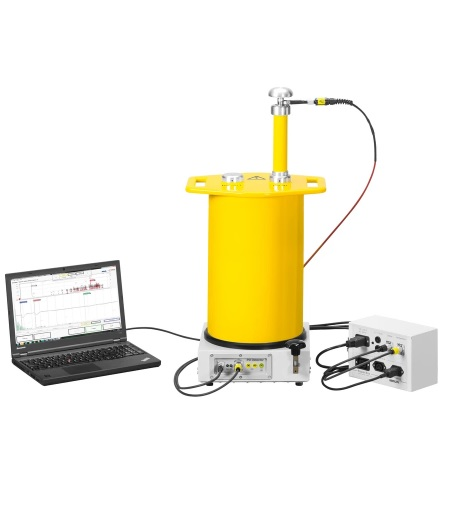 Baur PD-TaD 80 Portable PD diagnostics system