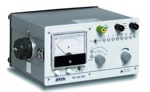 Baur TG 20/50 Audio frequency transmitter